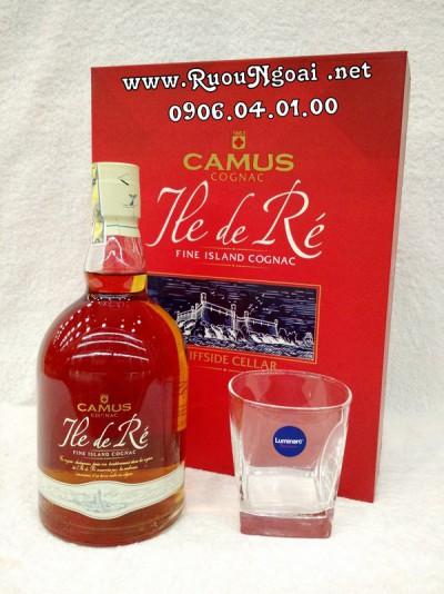 Rượu Camus Ile De Re Fine - Hộp Quà