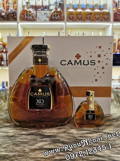 Rượu Camus XO Elegance Hộp Quà