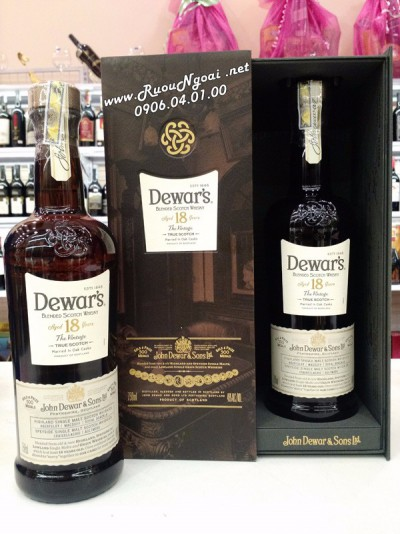 Rượu Dewar's 18YO