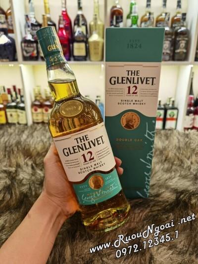 Rượu Glenlivet 12 Năm