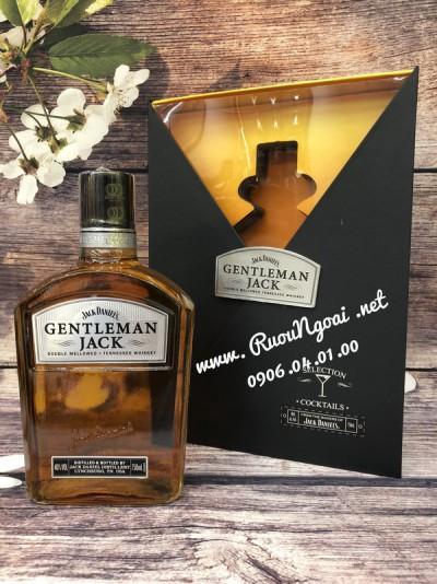 Rượu Jack Daniel's Genteman Jack
