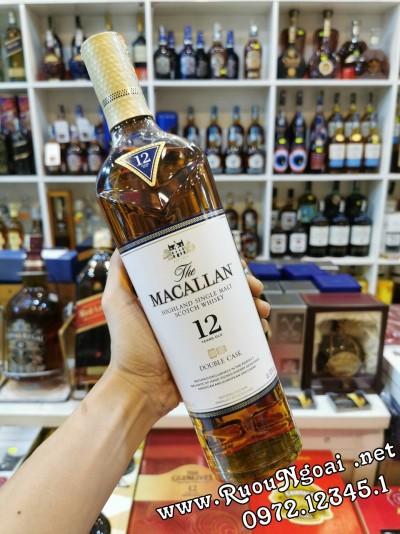Rượu Macallan 12YO Double Cask
