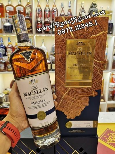 Rượu  Macallan Enigma