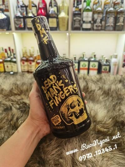 Rượu Dead Man's Fingers - Spiced Rum
