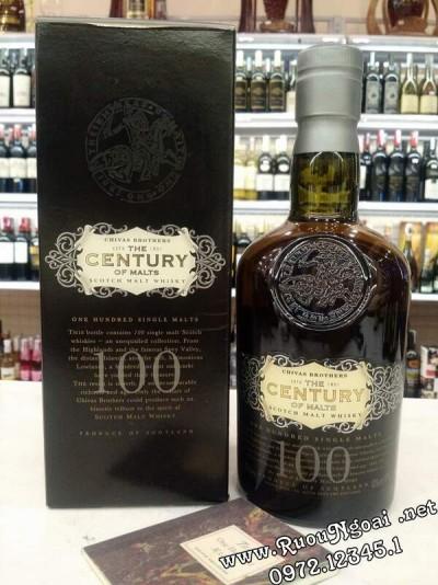 Rượu Chivas Century of Malts 100 mùi