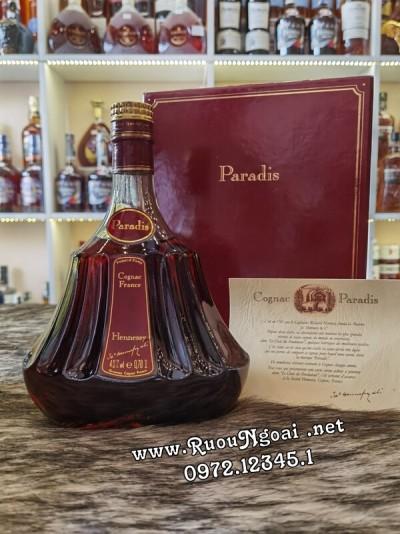 Rượu Hennessy Paradis Extra Cognac