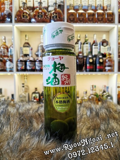 Rượu Mơ Nhật Choya Kishu