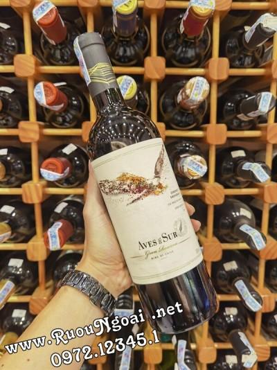 Rượu Vang Aves Del Sur Gran Reserva