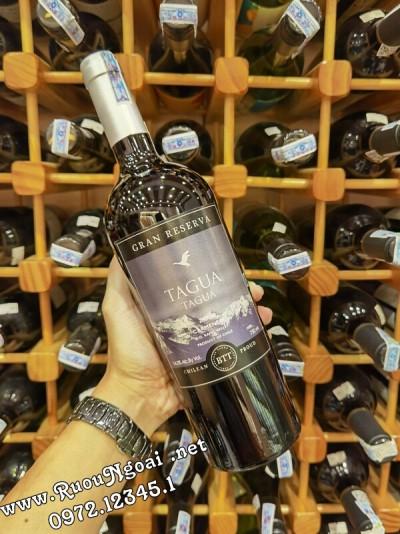 Rượu vang Chile Tagua Gran Reserva