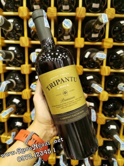 Rượu Vang Tripantu Premium Cabernet Sauvignon