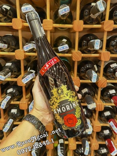 Rượu vang Ý Lantino Amorini