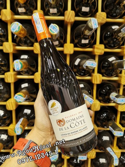 Rượu vangDomain De La Cote