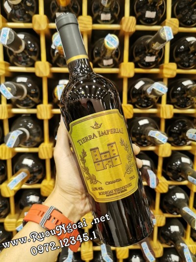 Rượu Vang Tây Ban Nha Tierra Imperial