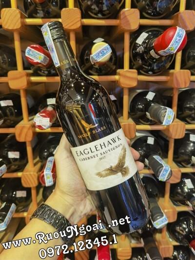 Rượu Vang Úc Eaglehawk Cabernet Sauvignon