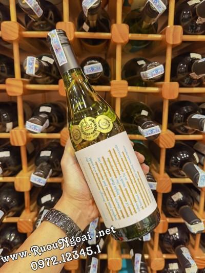 Rươu Vang Trắng Versions Chardonnay