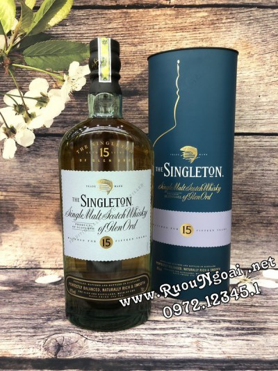 Rượu Whisky Singleton 15YO