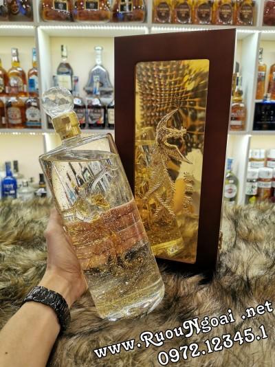 Rượu Vodka Phụng Hoàng 23 Karat