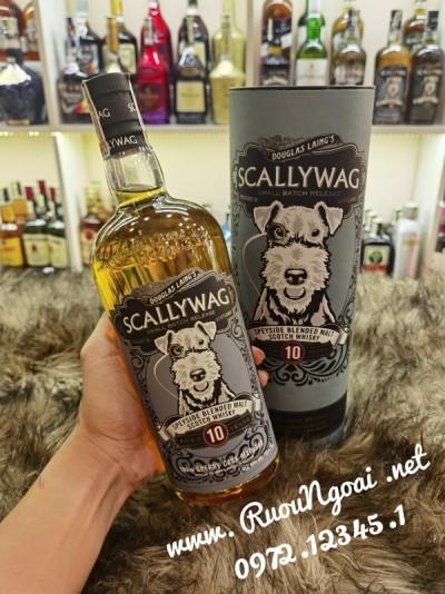 Rượu Scallywag 10 Years Old